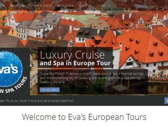 Eva's European Tours