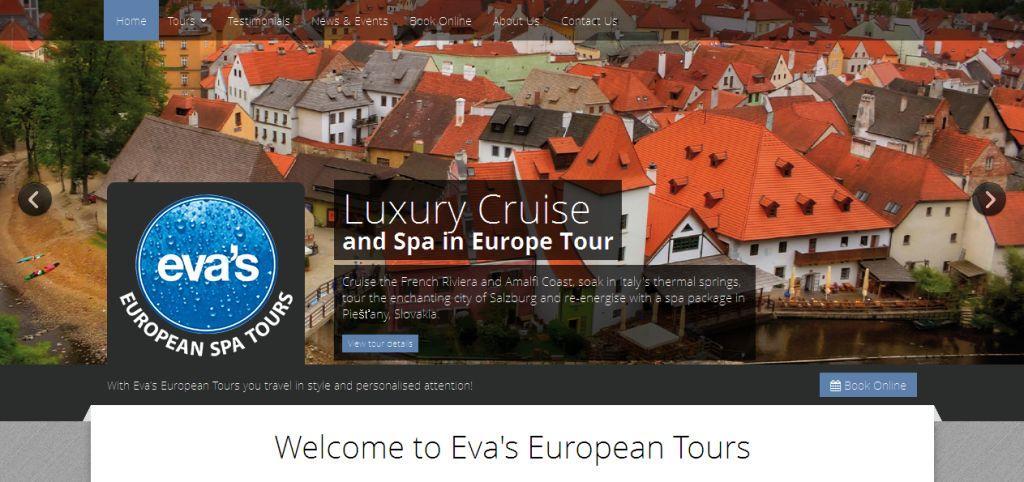 Eva's European Tours
